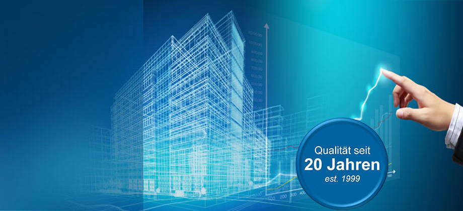 20 Jahre Computer-Aided Facility Management-Experise